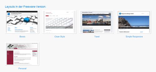 Responsive Design mit Desktop CMS