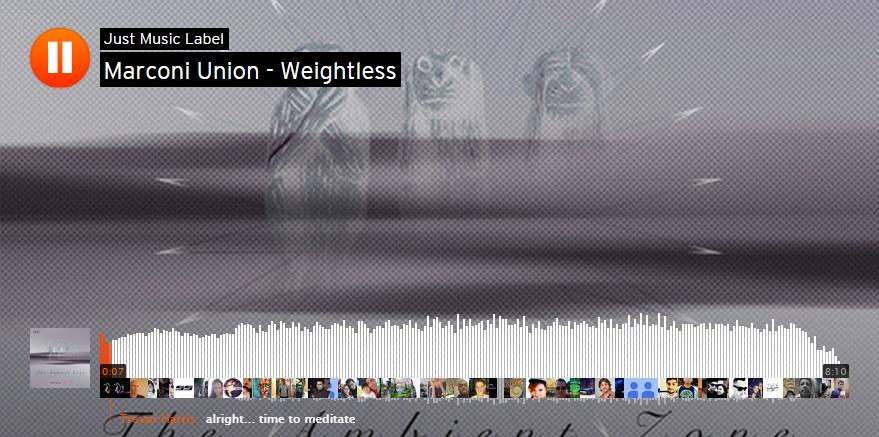 Marconi Wnion - Weightless