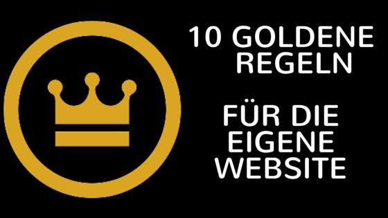 10 goldene Regeln (1)