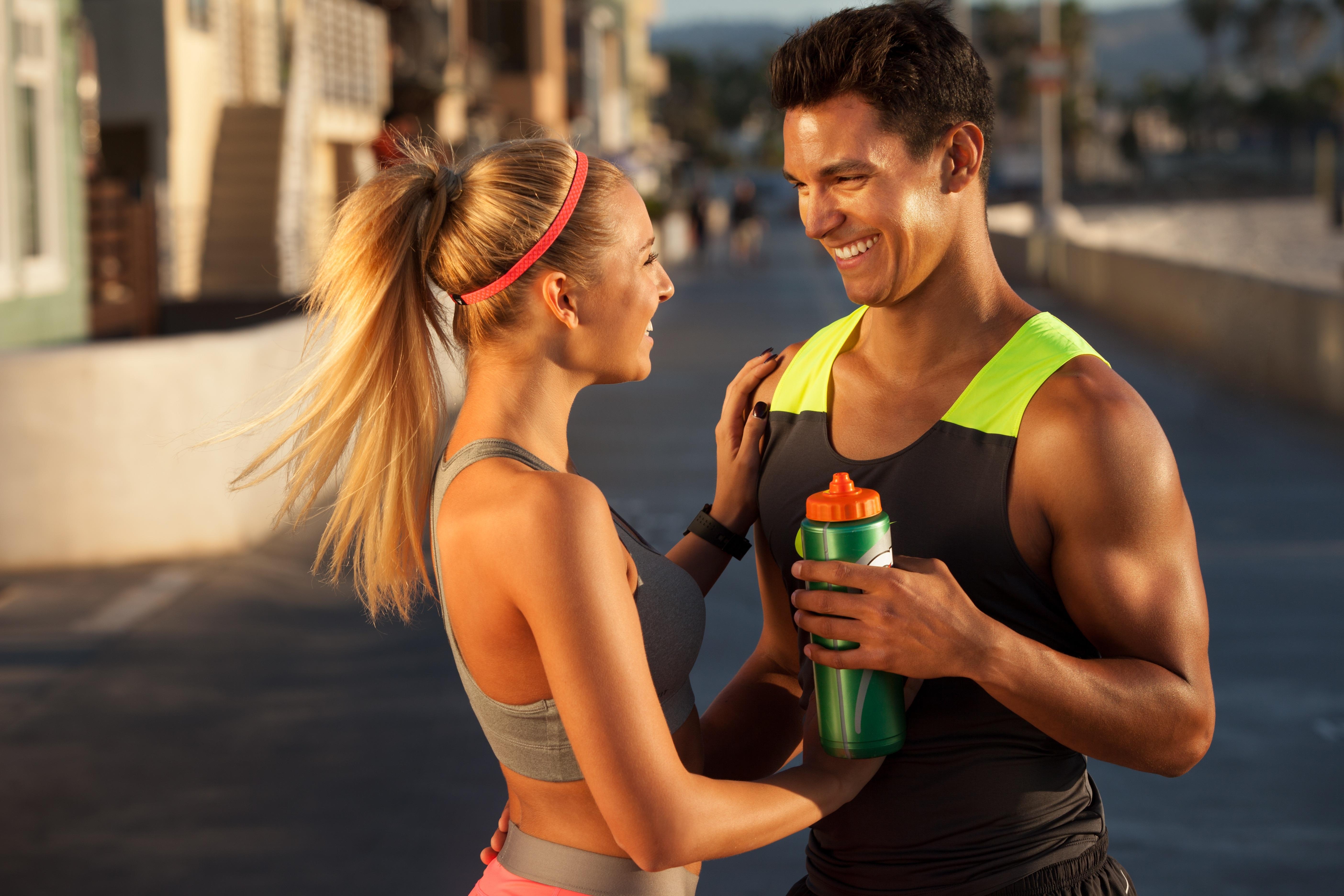 Fitness-Homepage erstellen