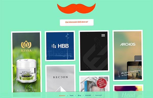 Webdesign-Trends 2016