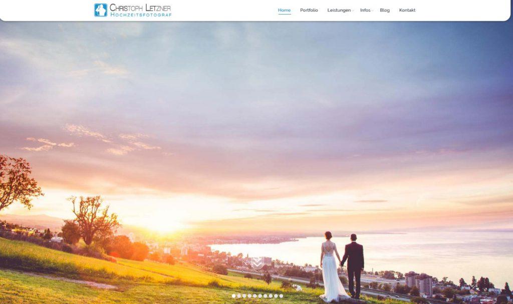 Fotografen-Website erstellen