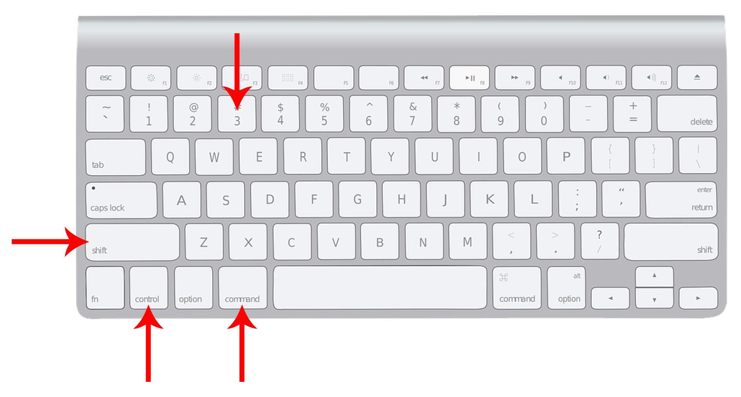 Screenshot-Mac