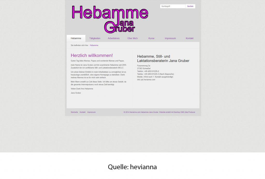 hebamme-hevianna
