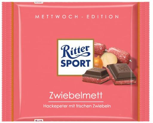 zwiebelmettwurst-schokolade