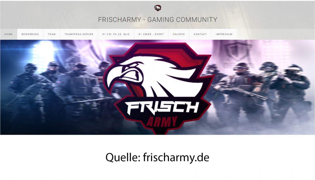 frischarmy