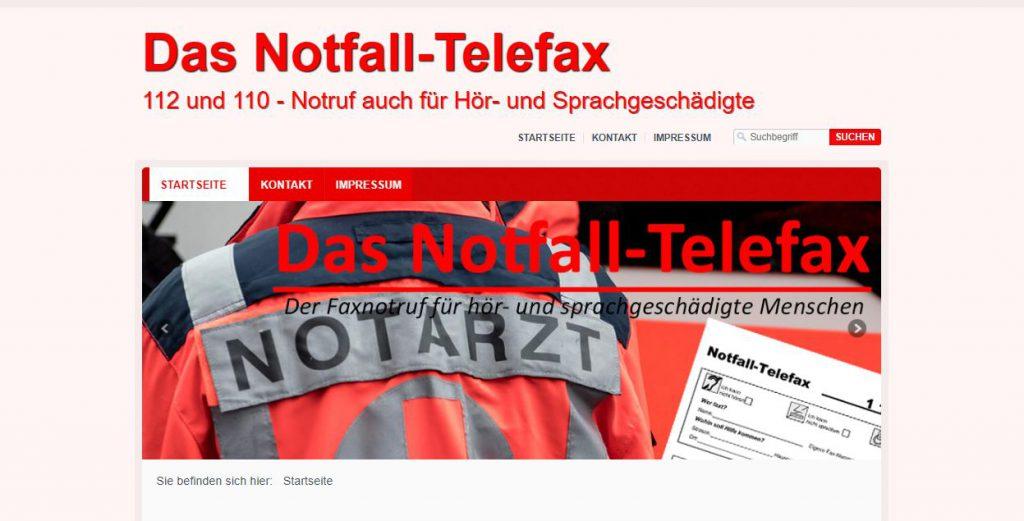 Quelle: notfall-telefax112.de